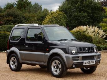 2006 SUZUKI JIMNY  1.3 JLX PLUS 3d 83 BHP £4000.00