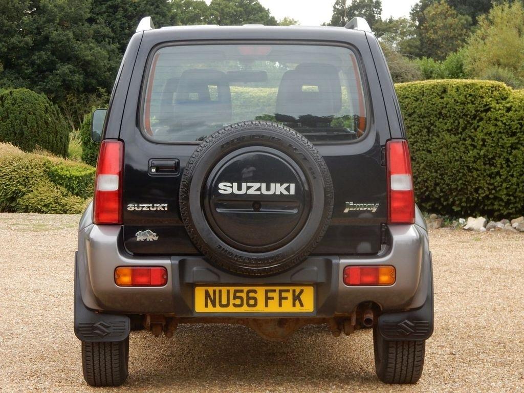 SUZUKI JIMNY at Click Motors