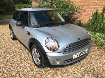 2008 MINI HATCH ONE  1.4 One 3dr £4000.00