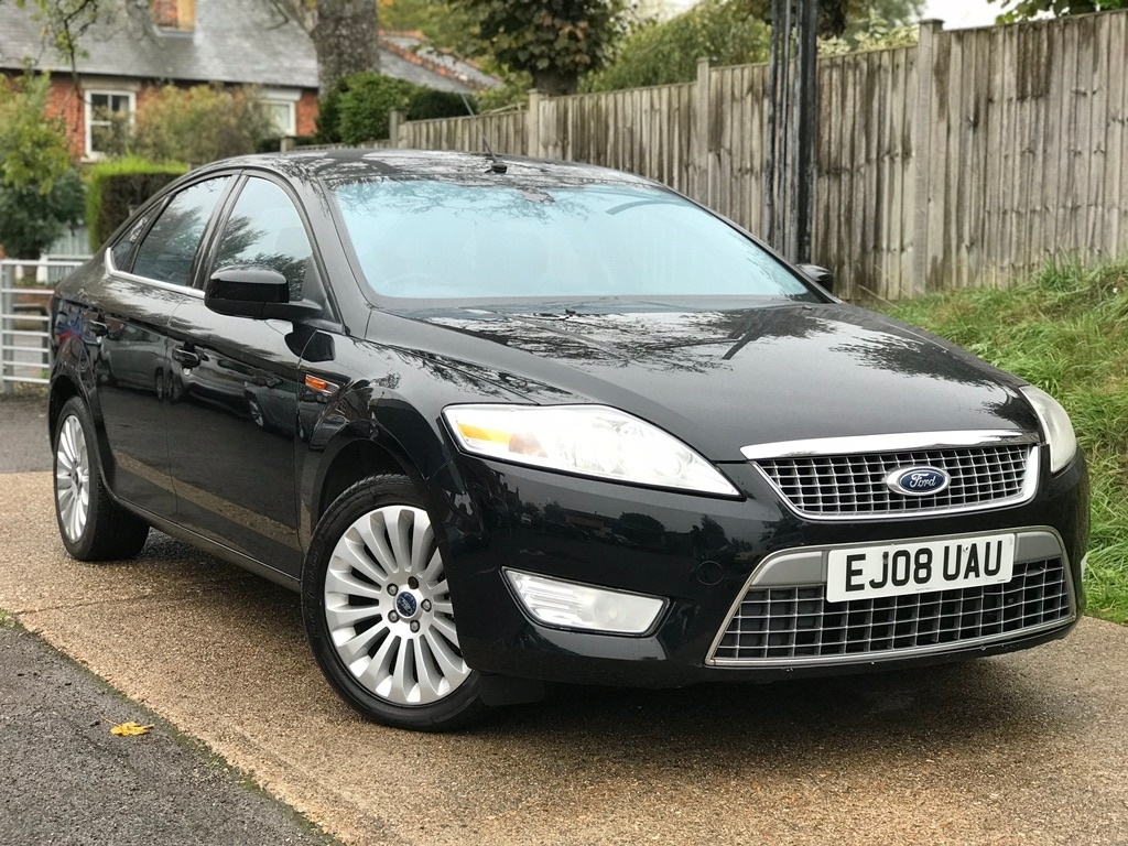 View our 2008 08 FORD MONDEO 2.0 Titanium 5dr