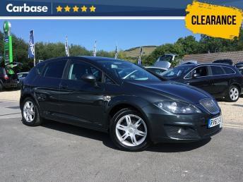 2010 SEAT LEON 1.6 TDI Ecomotive CR SE 5dr £4033.00