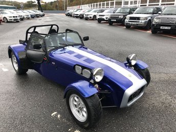 View our CATERHAM SUPER SPRINT