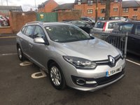 USED 2015 64 RENAULT MEGANE 1.2 EXPRESSION PLUS ENERGY TCE S/S 5d 115 BHP ONLY 3855 MILES!..CHEAP TO RUN, LOW CO2 EMISSIONS, £30 ROAD TAX, AND EXCELLENT FUEL ECONOMY! GOOD SPECIFICATION INCLUDING AIR CONDITIONING, ALLOY WHEELS, PRIVACY GLASS, AUXILLIARY/USB CONNECTION AND CRUISE CONTROL!