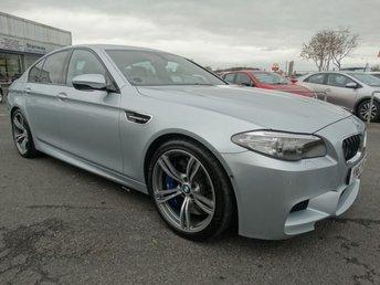 2013 BMW M5 4.4 M5 4d 553 BHP £28995.00