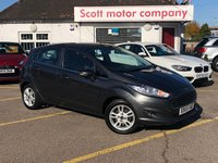 USED 2015 65 FORD FIESTA 1.0 Turbo Zetec 5 door