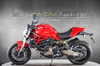 USED 2014 64 DUCATI MONSTER M821  GOOD & BAD CREDIT ACCEPTED, OVER 500+ BIKES IN STOCK