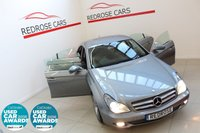 USED 2010 10 MERCEDES-BENZ CLS CLASS 3.0 CLS350 CDI GRAND EDITION 4d AUTO 224 BHP Leather, Full Service History!