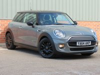 USED 2014 64 MINI HATCH COOPER 1.5 COOPER 3d 134 BHP OVER £2000 WORTH OF FACTORY FITTED OPTIONS