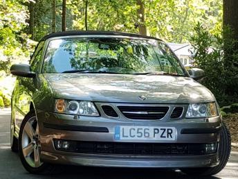 2006 SAAB 9-3 2.8 V6 Aero 2dr