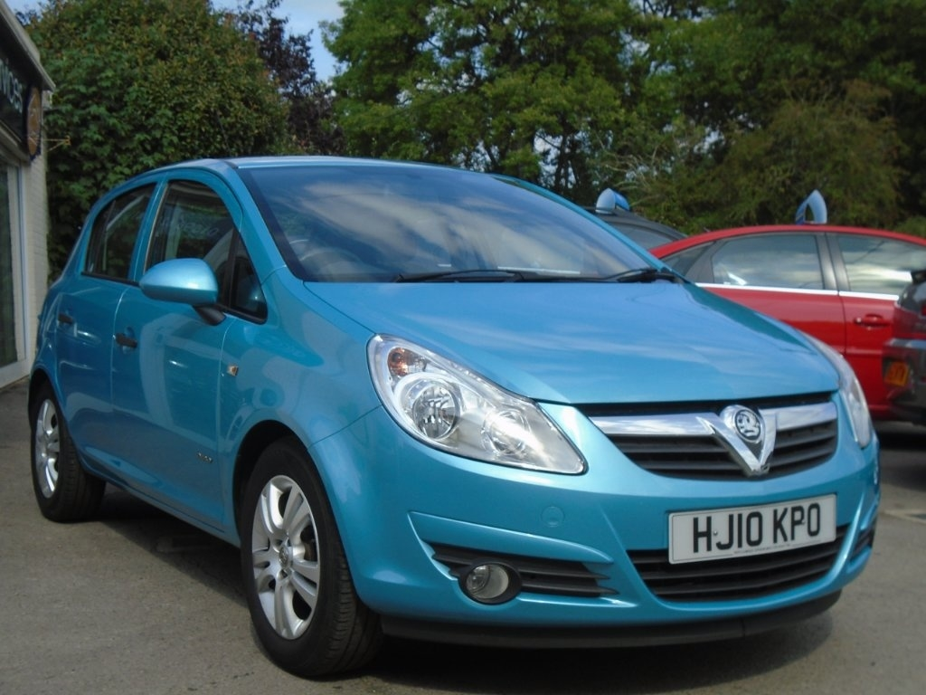 View our 2010 10 VAUXHALL CORSA 1.2 i 16v Energy 5dr (a/c)
