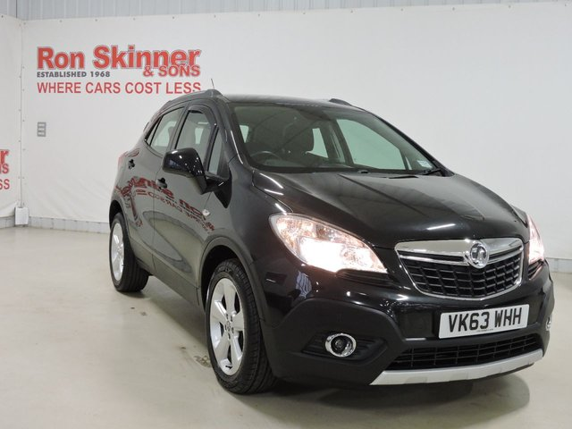 View our 2013 63 VAUXHALL MOKKA 1.4 EXCLUSIV S/S 5d 138 BHP