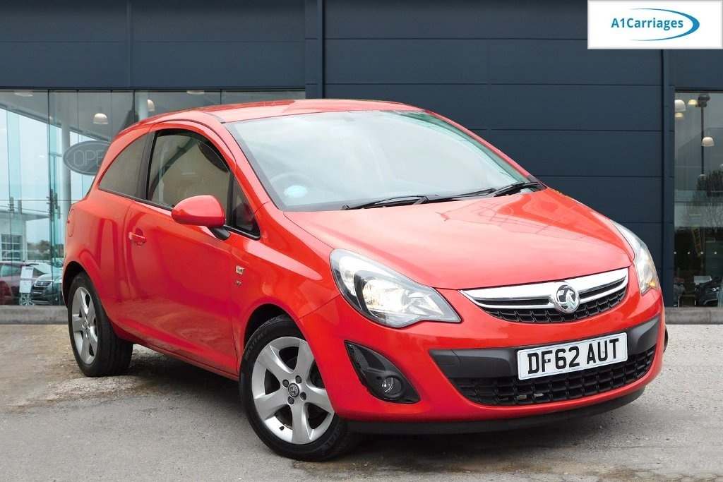 View our 2013 62 VAUXHALL CORSA  1.4 i 16v SXi 3dr
