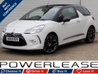 USED 2014 64 CITROEN DS3 1.6 E-HDI AIRDREAM DSTYLE PLUS 3d 90 BHP FREE TAX PARKING SENSORS