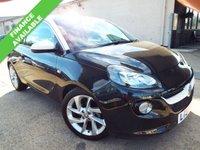 2013 VAUXHALL ADAM 1.4 SLAM 3d 85 BHP £5895.00