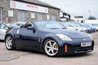 2008 NISSAN 350 Z 3.5 V6 ROADSTER GT 2d 309 BHP £8475.00