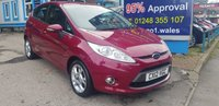 2012 FORD FIESTA 1.4 ZETEC TDCI 5d 69 BHP, only 2 Owners £3995.00