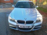 USED 2010 60 BMW 3 SERIES 2.0 320D M SPORT 4d 181 BHP