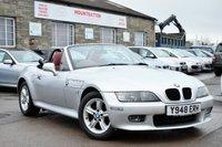 2001 BMW Z3 2.2 ROADSTER 2d AUTO 168 BHP £4775.00