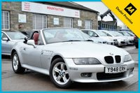 USED 2001 Y BMW Z3 2.2 ROADSTER 2d AUTO 168 BHP