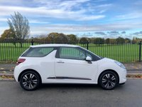 USED 2016 16 DS DS 3 1.2 PURETECH CHIC 3d 80 BHP