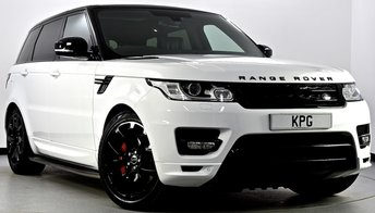 2014 LAND ROVER RANGE ROVER SPORT 4.4 SD V8 Autobiography Dynamic 4X4 5dr £47495.00
