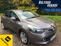 USED 2013 63 RENAULT CLIO 1.5 EXPRESSION PLUS ENERGY DCI S/S 5d 90 BHP