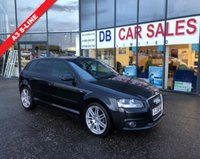 USED 2008 58 AUDI A3 1.6 MPI S LINE 5d 101 BHP NO DEPOSIT AVAILABLE, DRIVE AWAY TODAY!!