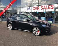 USED 2008 58 FORD FOCUS 2.5 ST-3 3d 223 BHP NO DEPOSIT AVAILABLE, DRIVE AWAY TODAY!!