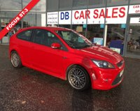 USED 2008 58 FORD FOCUS 2.5 ST-3 3d 223 BHP