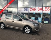 USED 2015 15 DACIA SANDERO 1.1 AMBIANCE 5d 75 BHP NO DEPOSIT AVAILABLE, DRIVE AWAY TODAY!!