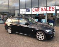 2009 BMW 3 SERIES 2.0 318D M SPORT TOURING 5d AUTO 141 BHP £6495.00