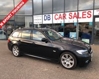 USED 2009 59 BMW 3 SERIES 2.0 318D M SPORT TOURING 5d AUTO 141 BHP NO DEPOSIT AVAILABLE, DRIVE AWAY TODAY!!