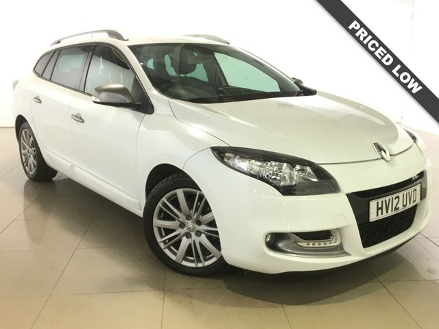 View our 2012 12 RENAULT MEGANE 1.6 GT LINE TOMTOM ENERGY DCI S/S 5d 130 BHP