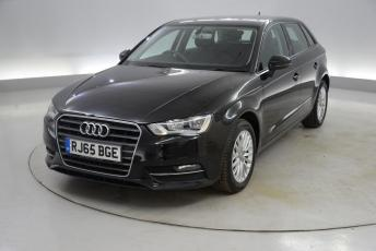 2015 AUDI A3 1.6 TDI 110 SE Technik 5dr S Tronic - DAB/CD/AUX/USB - BLUETOOTH AUDIO £13990.00