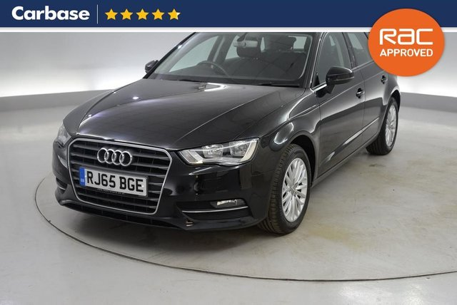 View our 2015 65 AUDI A3 1.6 TDI 110 SE Technik 5dr S Tronic - DAB/CD/AUX/USB - BLUETOOTH AUDIO