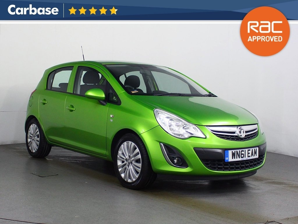 View our 2011 61 VAUXHALL CORSA 1.4 i 16v Excite 5dr (a/c)