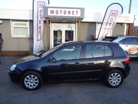 USED 2006 56 VOLKSWAGEN GOLF 1.6 SE FSI 5DR HATCHBACK 115 BHP ++++BUY NOW PAY NEXT JANUARY 2019++
