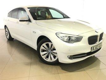 2012 BMW 5 SERIES 2.0 520D SE GRAN TURISMO 5d AUTO 181 BHP £15490.00