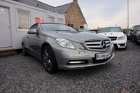 2012 MERCEDES-BENZ E CLASS E220 BlueEFFICIENCY SE 2.1 CDI Auto 2dr ( 170 bhp ) £11995.00