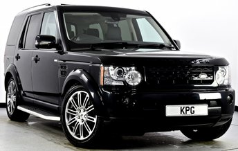 2012 LAND ROVER DISCOVERY 4 3.0 SD V6 HSE 5dr Auto [8] £24995.00