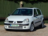 2004 RENAULT CLIO 1.5 EXPRESSION DCI 5d 80 BHP £1470.00