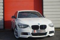 2012 BMW 1 SERIES 2.0 116D M SPORT 5d 114 BHP £9950.00