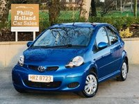 2010 TOYOTA AYGO 1.0 BLUE VVT-I 5d 67 BHP £SOLD