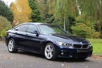2014 BMW 4 SERIES 2.0 420D M SPORT GRAN COUPE 4d AUTO 181 BHP £17795.00