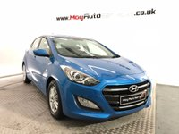 2015 HYUNDAI I30 1.6 CRDI SE BLUE DRIVE 5d 109 BHP £8695.00