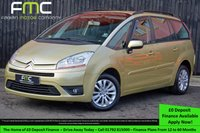 USED 2009 09 CITROEN C4 GRAND PICASSO 1.6 VTR PLUS HDI 5d 107 BHP 7 Seater - Service History