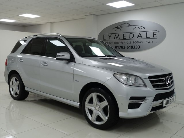 View our MERCEDES-BENZ ML 350
