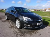 2015 VAUXHALL ASTRA 1.6 ELITE 113 BHP ESTATE 1 OWNER EX MOTABILITY FULL HISTORY £8995.00
