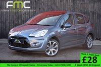 USED 2011 11 CITROEN C3 1.6 EXCLUSIVE 5d AUTO 118 BHP Full Service History
