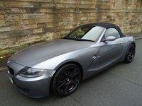 2008 BMW Z4 2.5 Z4 SI ROADSTER 2d 218 BHP £6400.00